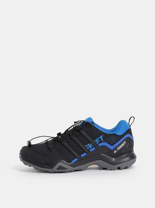 Černé pánské outdoorové tenisky adidas Performance Terrex