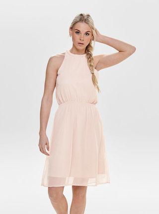 Ružové šaty Jacqueline de Yong Yahana