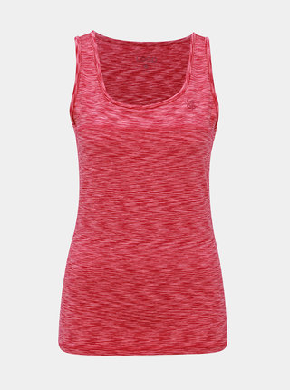 Rúžové dámske žíhané športové tielko LOAP Mally