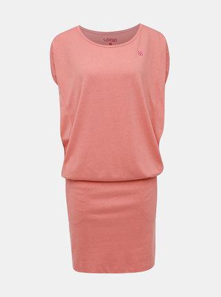 Marhuľové šaty LOAP Asita