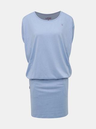 Světle modré šaty LOAP Asita