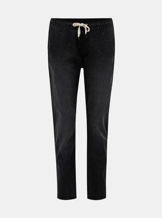 Tmavě šedé džínové kalhoty LOAP Decci