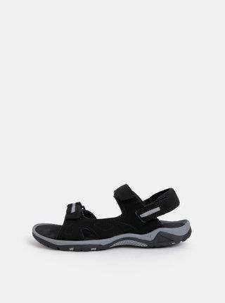 Černé pánské sandály LOAP Heligt