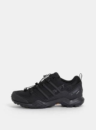 Čierne pánske outdoorové tenisky adidas Performance Terrex