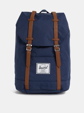 Tmavě modrý batoh Herschel Supply Retreat 19,5 l