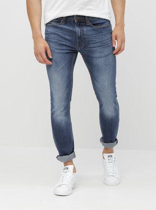 Blugi albastri skinny Burton Menswear London