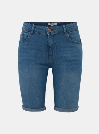 Modré džínové kraťasy Dorothy Perkins Petite Denim