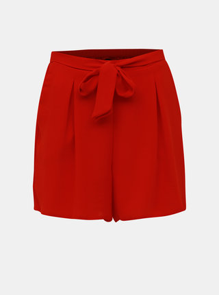 Červené kraťasy Dorothy Perkins