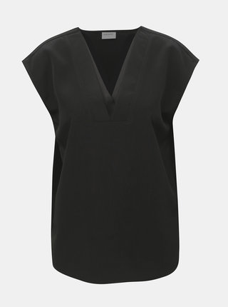 Bluza neagra AWARE by VERO MODA Gill