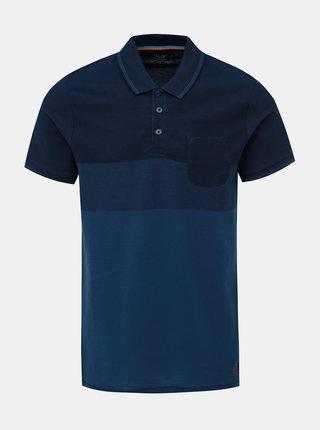 Tmavě modré polo tričko Jack & Jones Thomas