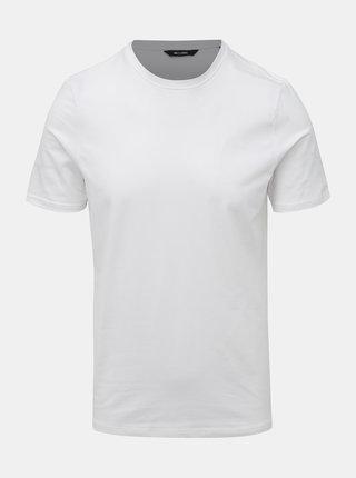 Bílé basic tričko ONLY & SONS Basic