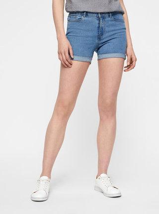 Modré džínové kraťasy VERO MODA Hot Seven
