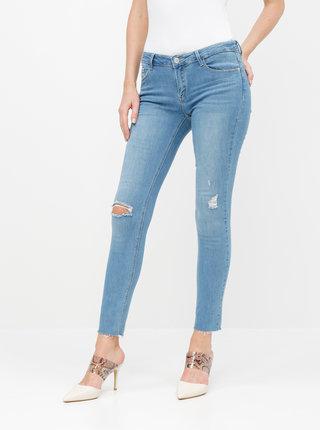 Modré skinny fit džíny TALLY WEiJL