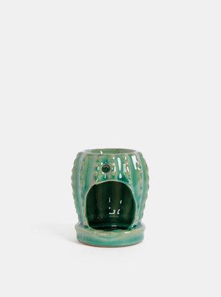 Zelená aromalampa ve tvaru kaktusu SIFCON