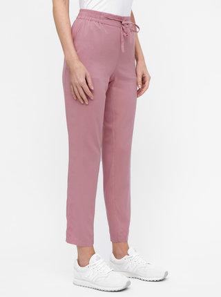 Starorůžové kalhoty VERO MODA Simply Easy