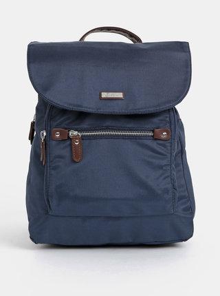 Tmavě modrý dámský batoh Tom Tailor Rina