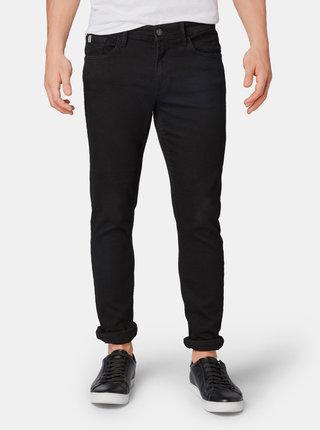 Černé pánské skinny fit džíny Tom Tailor Denim
