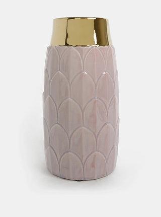 Růžová váza SIFCON