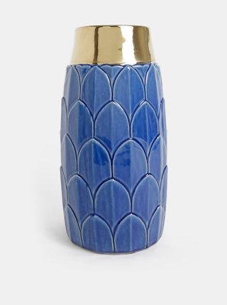 Modrá váza SIFCON