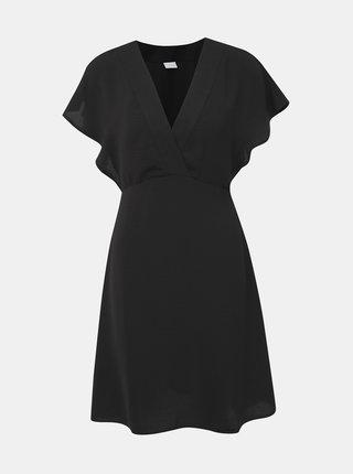 Čierne šaty VILA Jahula