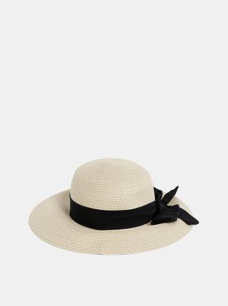 Krémový slamený klobúk Dorothy Perkins