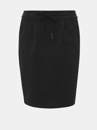 Černá pouzdrová sukně ONLY Pop Trash