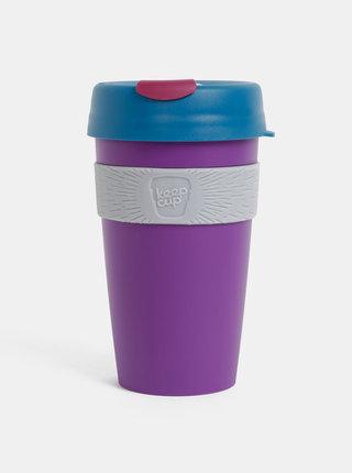 Modro-fialový cestovní hrnek KeepCup Original large 454 ml
