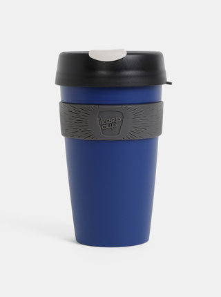 Tmavomodrý cestovný hrnček KeepCup Original large 454 ml