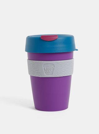 Fialový cestovný hrnček KeepCup Original medium 340 ml