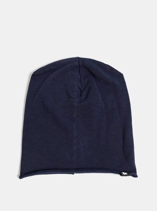 Tmavomodrá čapice Jack & Jones Washed