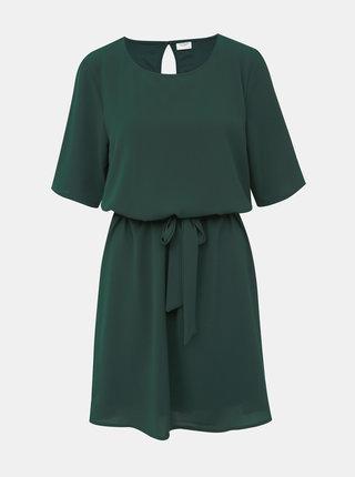 Tmavozelené šaty Jacqueline de Yong Amanda