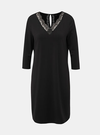 Černé šaty VERO MODA Milla