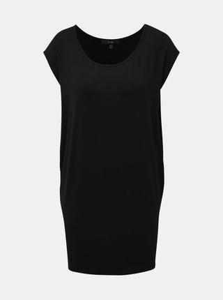 Černé dlouhé tričko Yest