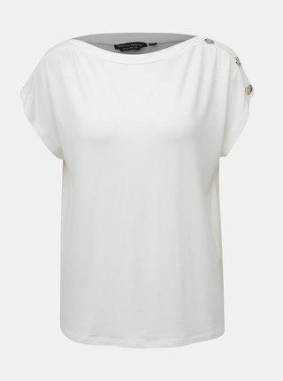 Biele tričko Dorothy Perkins