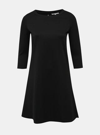 Čierne šaty ONLY CARMAKOMA Cartina
