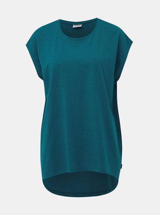 Petrolejové basic tričko Noisy May Mathilde