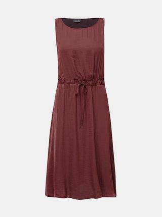 Hnedé šaty Jacqueline de Yong Appa