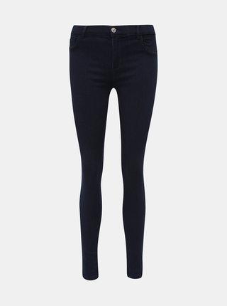Tmavě modré skinny fit džíny ONLY Rain