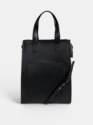 Černá kabelka Pieces Hoda