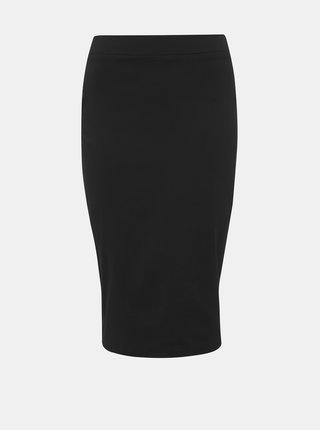 Černá pouzdrová basic sukně Dorothy Perkins