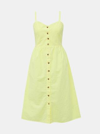 Žlté šaty Haily´s Amal
