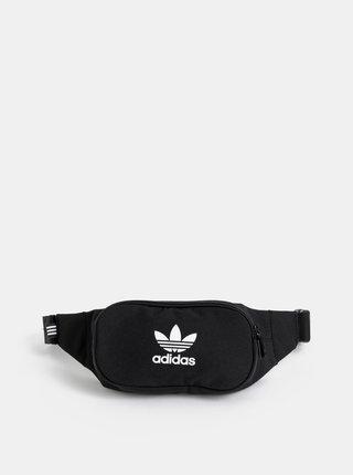 Čierna ľadvinka s potlačou adidas Originals