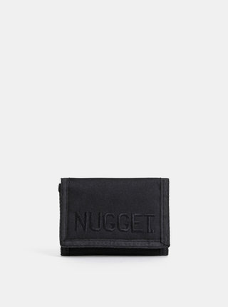 Čierna peňaženka NUGGET Breakout