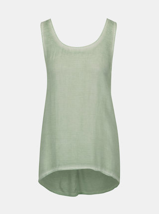 Top verde deschis asimetric  Blendshe Jin