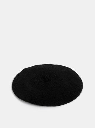 Černý baret Haily´s Franny