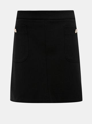 Čierna sukňa Dorothy Perkins