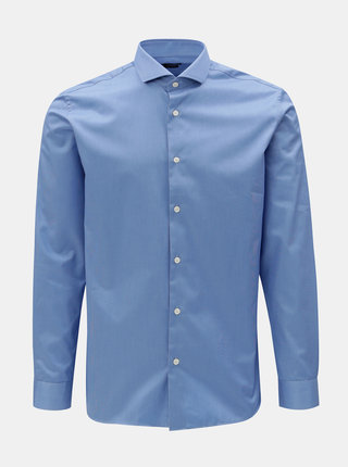 Modrá formální košile Selected Homme Regsel