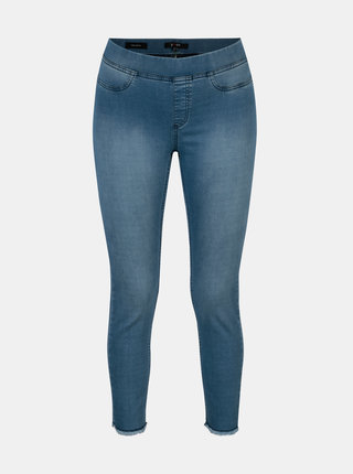 Svetlomodré slim fit jegging Yest