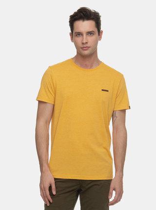 Žluté pánské tričko Ragwear Nedie