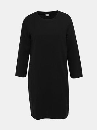 Čierne šaty Jacqueline de Yong Saga